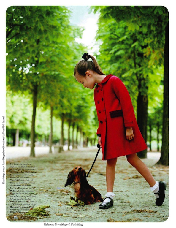 vogue enfant B-03