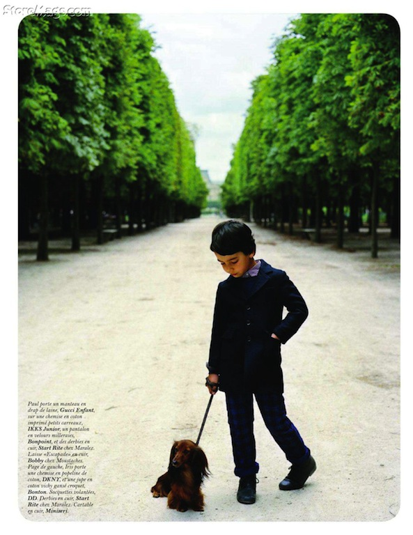 vogue enfant B-06